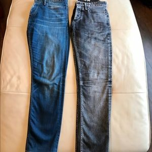 Denham Jeans Jeans - Lot of 2 Denham jeans